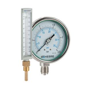 Manometri, termometri