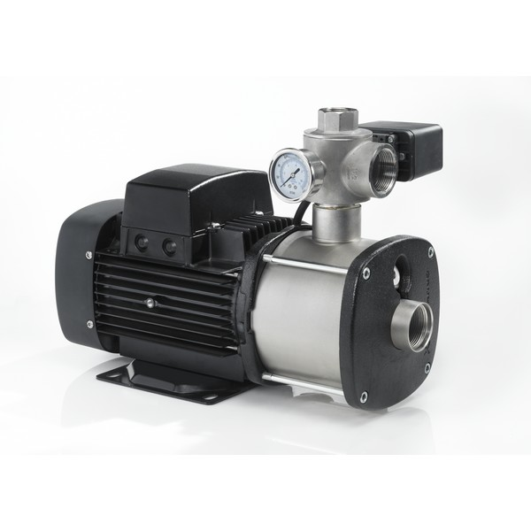 CM, CME horizontalna višestepena pumpa