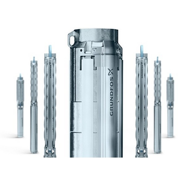 SP potopljena pumpa za navodnjavanje, vodosnabdevanje, povišenje pritiska i drenažu