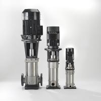CR vertikalna, višestepena centrifugalna in-line pumpa sa frekventnim regulatorom