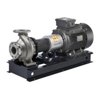 NB jednostepene centrifugalne pumpe