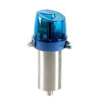 Granični prekidač sa induktivnim detektorom instaliran na pneumatskom aktuatoru