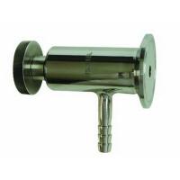 Inox ventil za uzimanje uzoraka, brza spojnica (clamp)