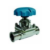 Inox ventil sa dijafragmom brza spojnica (clamp)