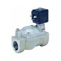 Elektromagnetni ventil dvosmerni indirektnog dejstva PN22-PN25, inox, normalno zatvoren